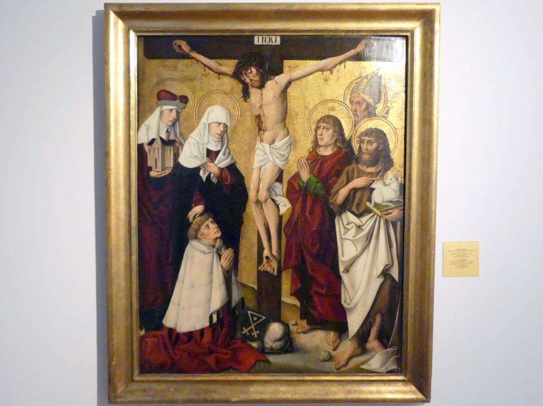 Kreuzigung, um 1496