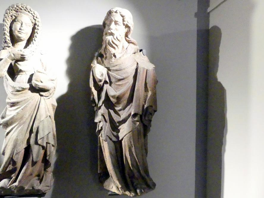 Johannes der Täufer, um 1360