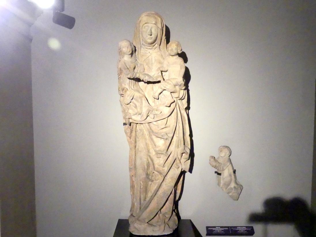 Hl. Anna Selbdritt, 1507