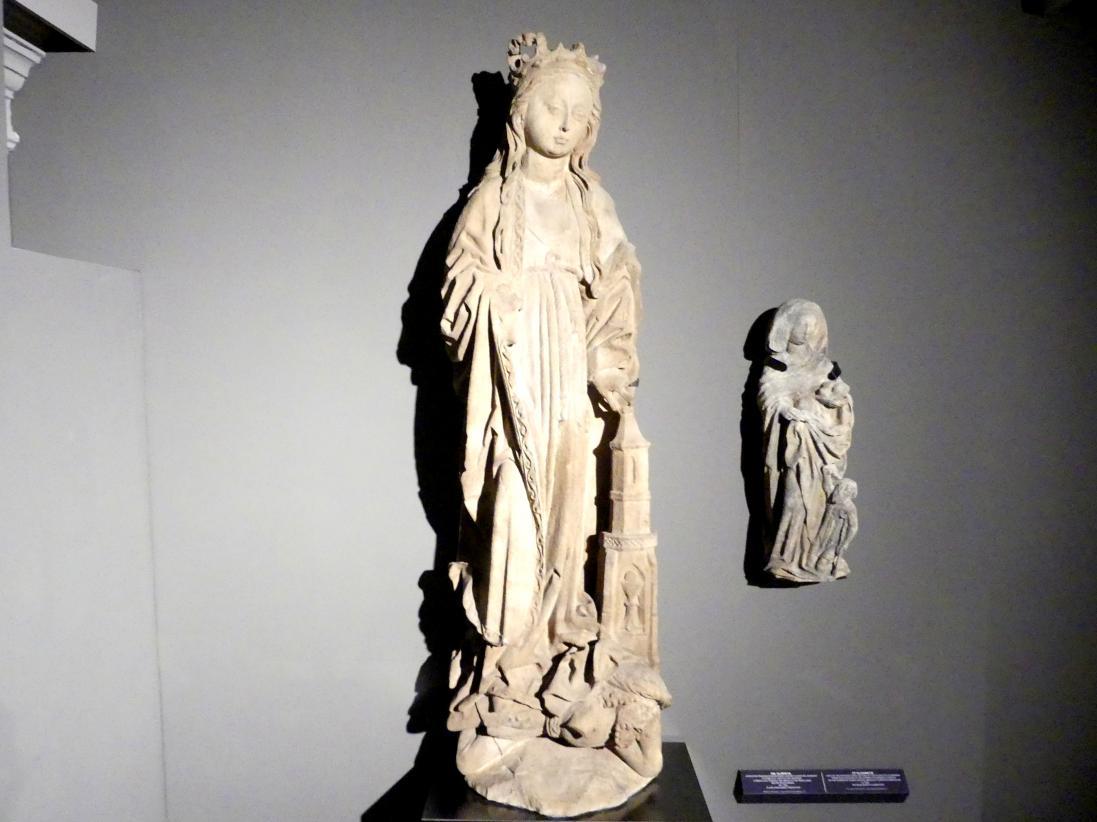 Heilige Barbara, Um 1500