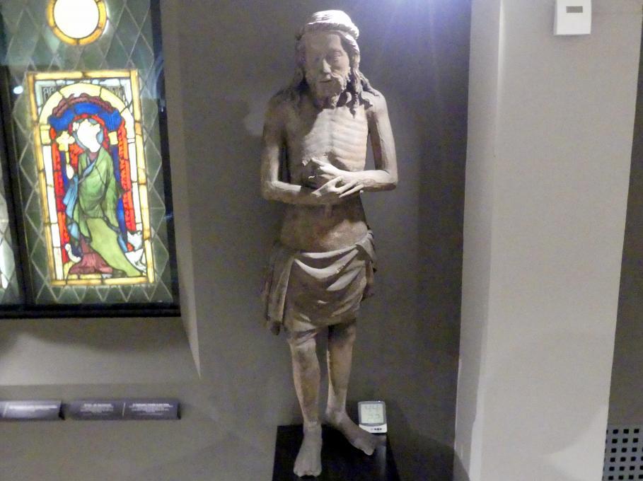 Christus als Schmerzensmann, um 1370