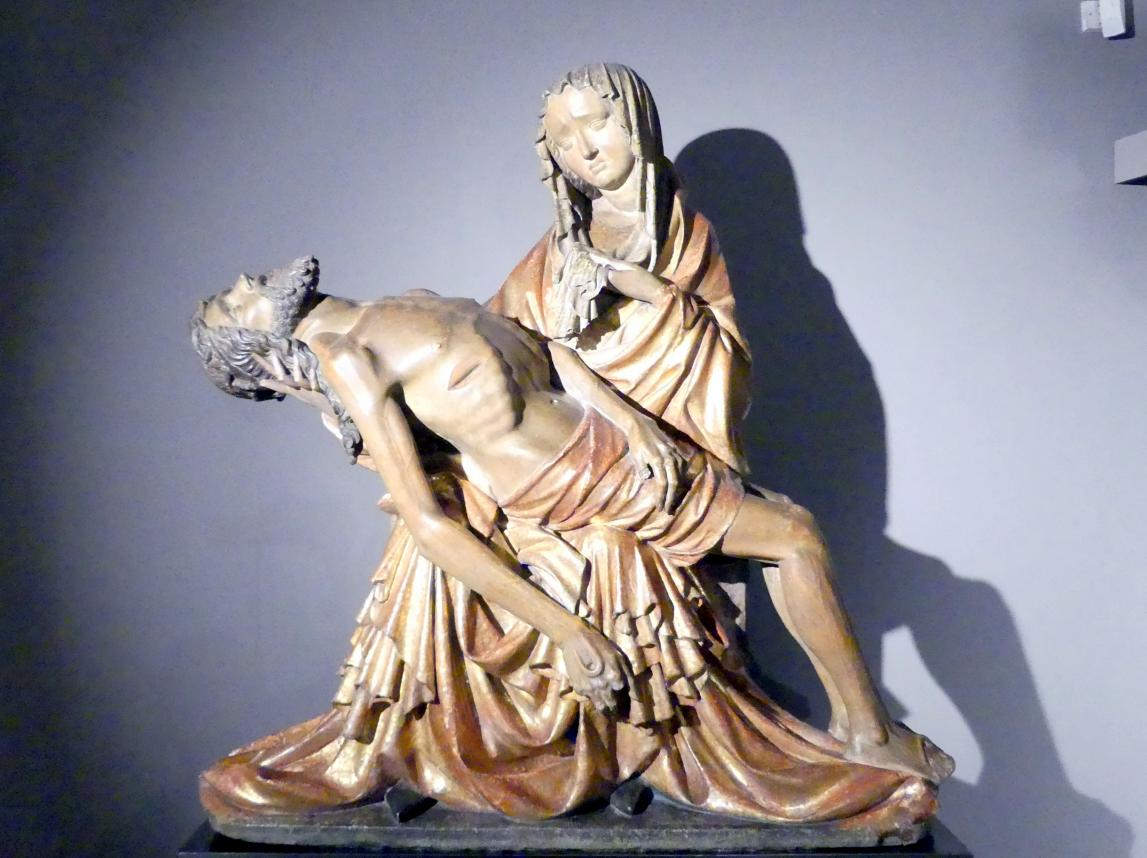 Pietà, um 1400