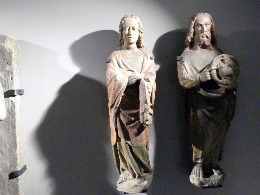 Evangelist Johannes, um 1370 - 1380