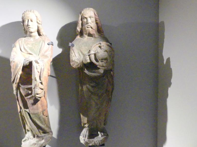 Johannes der Täufer, Um 1370 - 1380