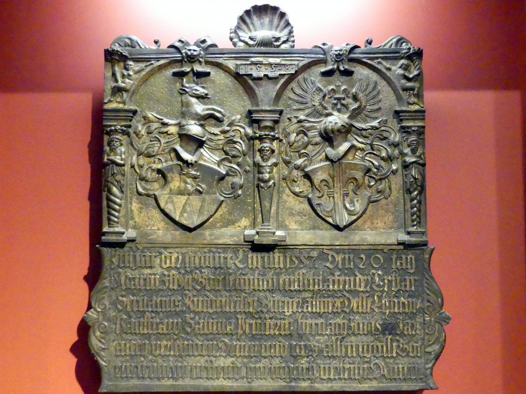 Epitaph des Servatius Rindfleisch, 1558