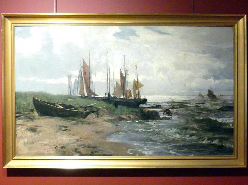 Gertrud Staats: Göhren auf Rügen, 1897