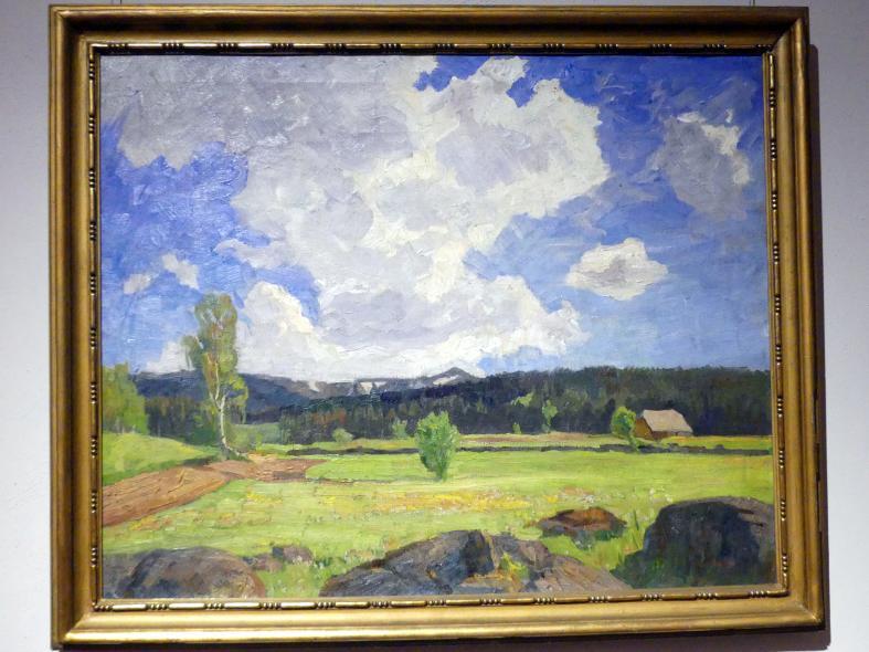 Alfred Nickisch: Sommertag, 1915