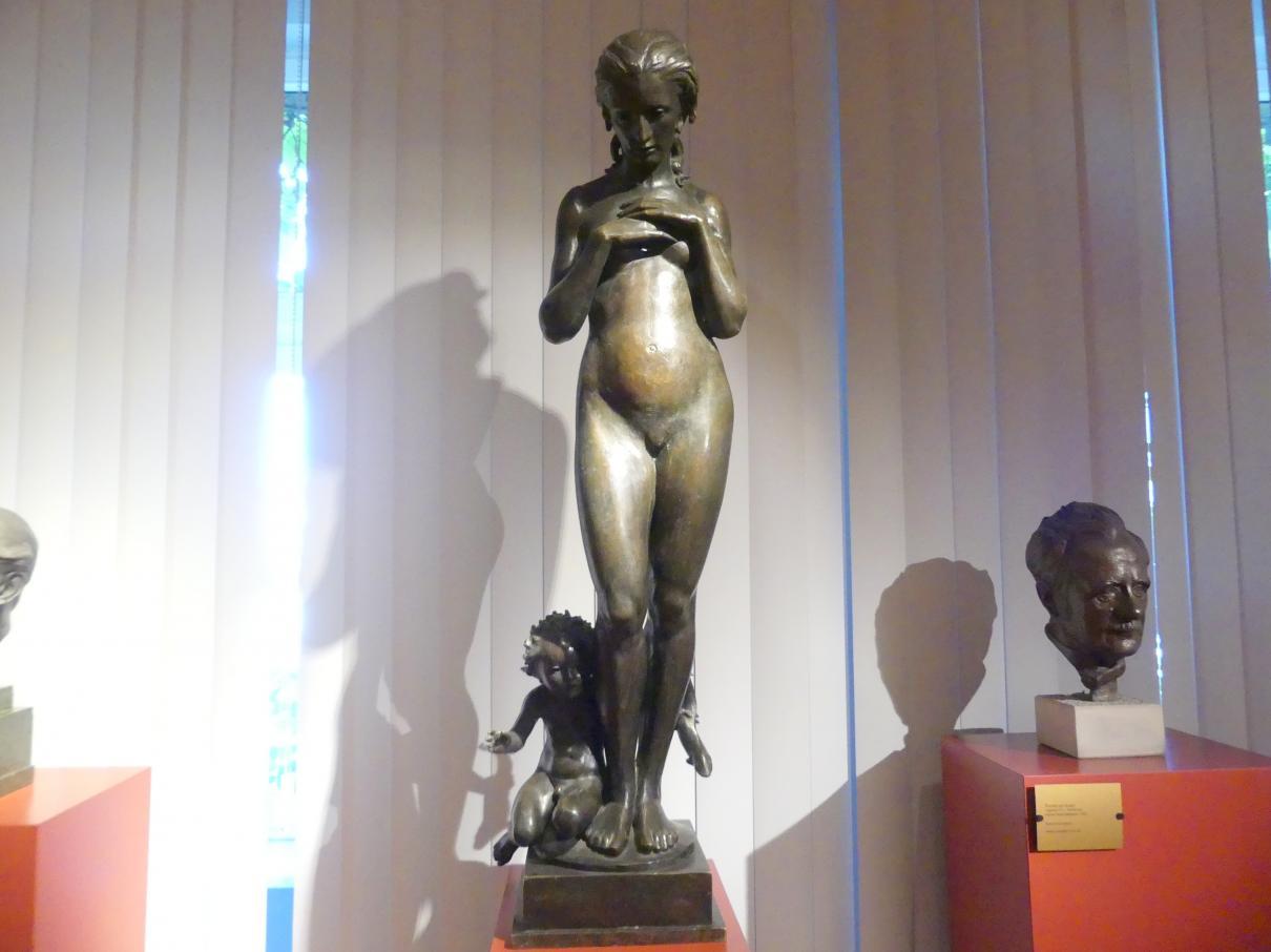 Theodor von Gosen: Arethusa, 1936