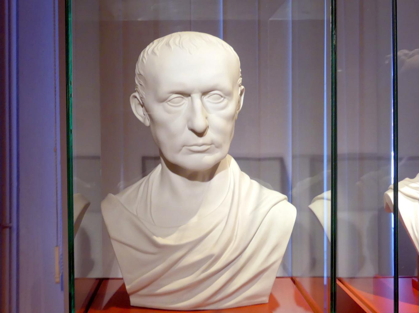 Johann Karl Friedrich Riese: Porträt des Friedrich Wilhelm Graf von Reden (1752-1815), schlesischer Berghauptmann, 1816