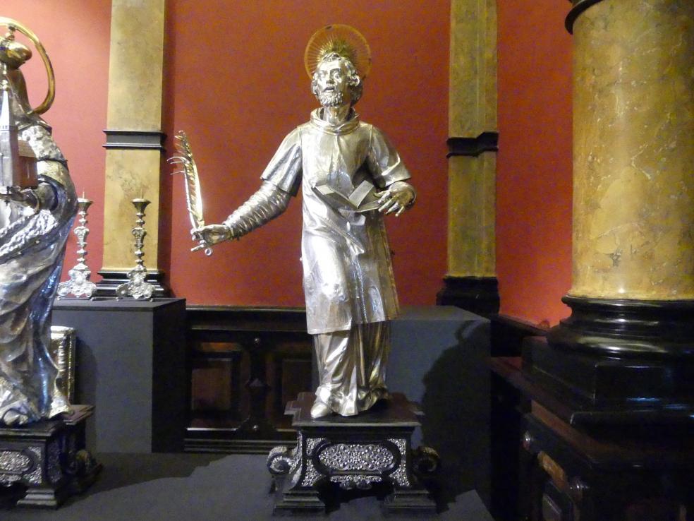 Hans Jakob I Bair: Heiliger Vinzenz von Valencia, um 1610 - 1615