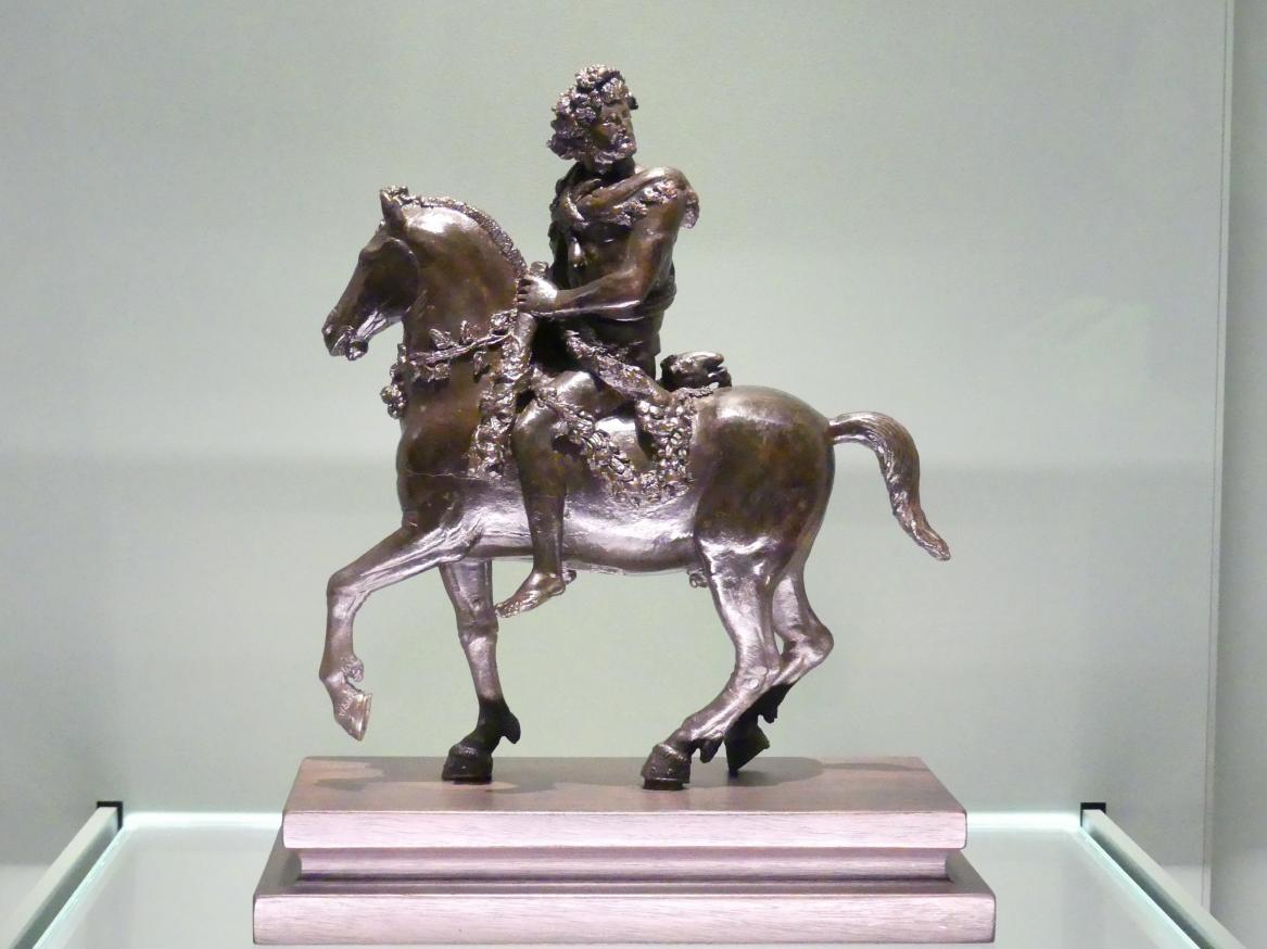Bertoldo di Giovanni: Herkules zu Pferd, Um 1470 - 1475