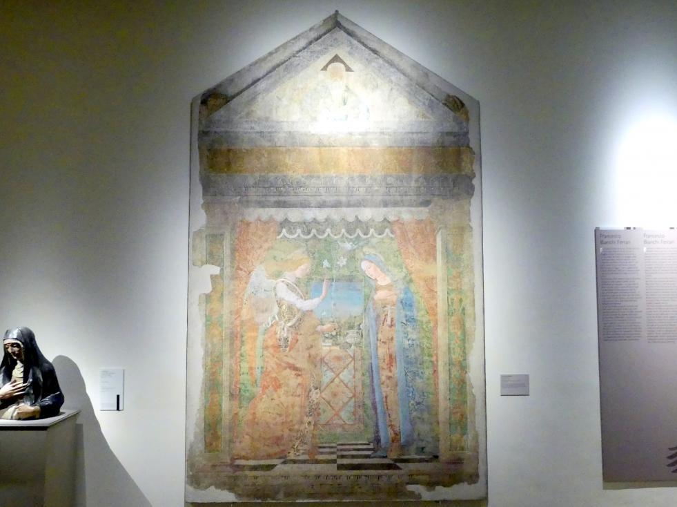 Mariä Verkündigung, Um 1470 - 1480