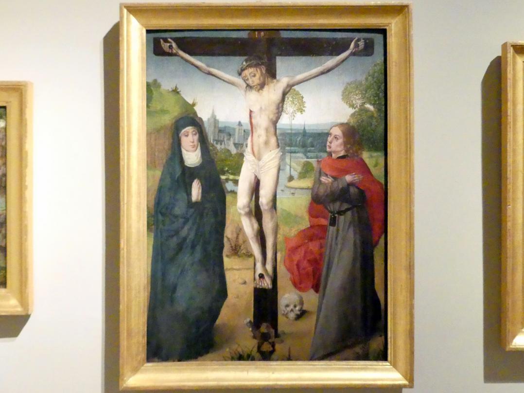 Kreuzigung Christi, um 1470 - 1490