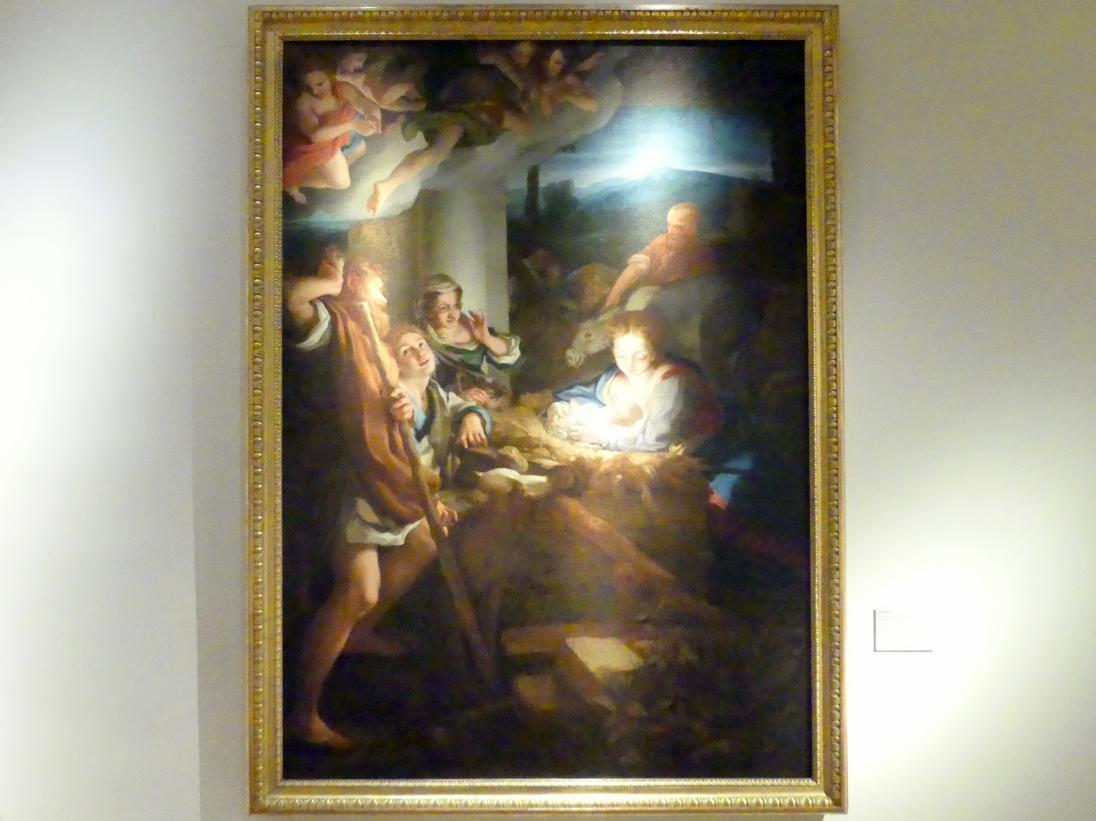 """Giuseppe Nogari: Anbetung der Hirten (""""Die Nacht""""), 1745"""