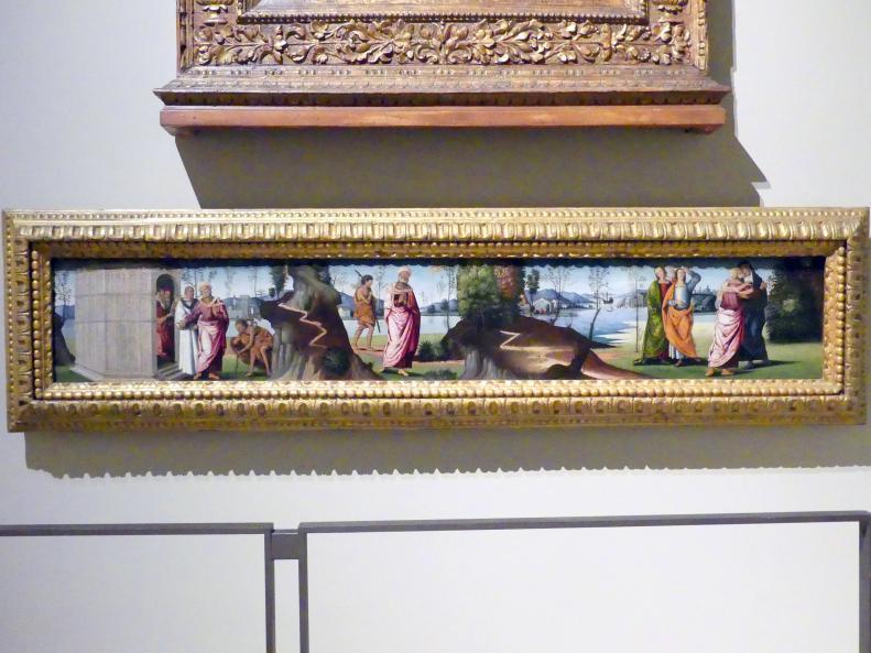 Marco Meloni: Episoden aus dem Leben Abrahams, 1504