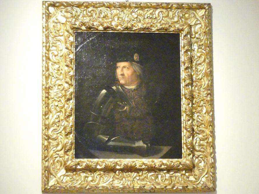 Giovanni Luteri (Dosso Dossi): Porträt des Ercole I. d'Este, um 1524 - 1528
