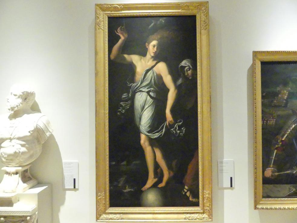 Girolamo da Carpi (Kopie): Der Zufall und die Geduld, Beginn 17. Jhd.