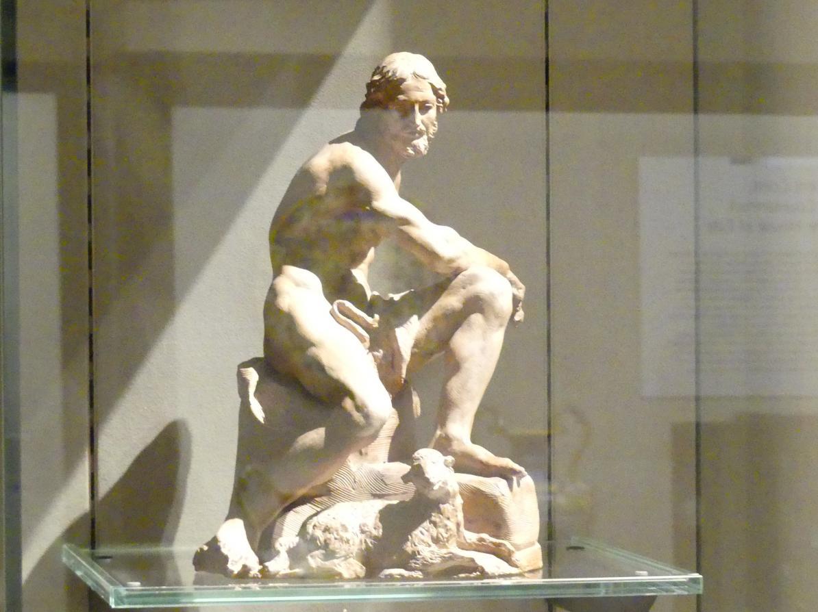 Johannes der Täufer, 17. Jhd.