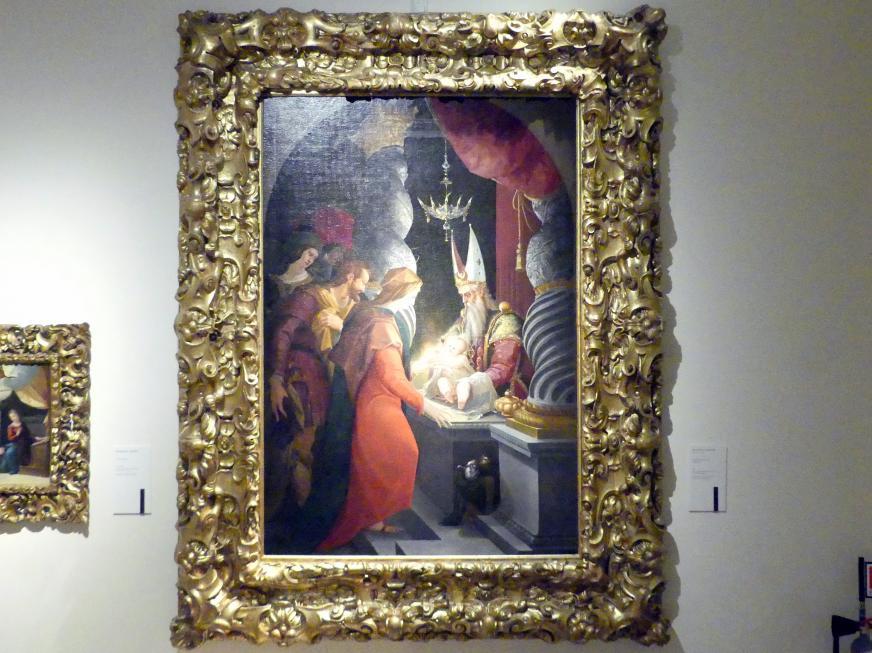 Domenico Carnevali: Darstellung des Herrn, 1576