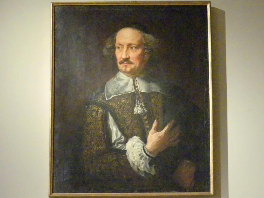 Benedetto Gennari II: Bildnis des Girolamo Graziani (1604-1675), italienischer Dichter, um 1660