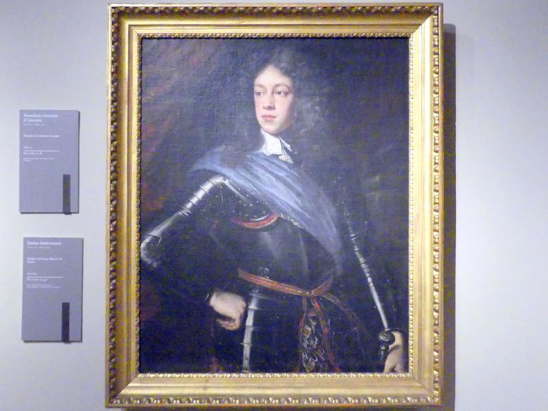 Justus Sustermans (Giusto Sustermans): Bildnis des Herzogs Alfonso IV. d'Este (1634-1662), 1653 - 1659
