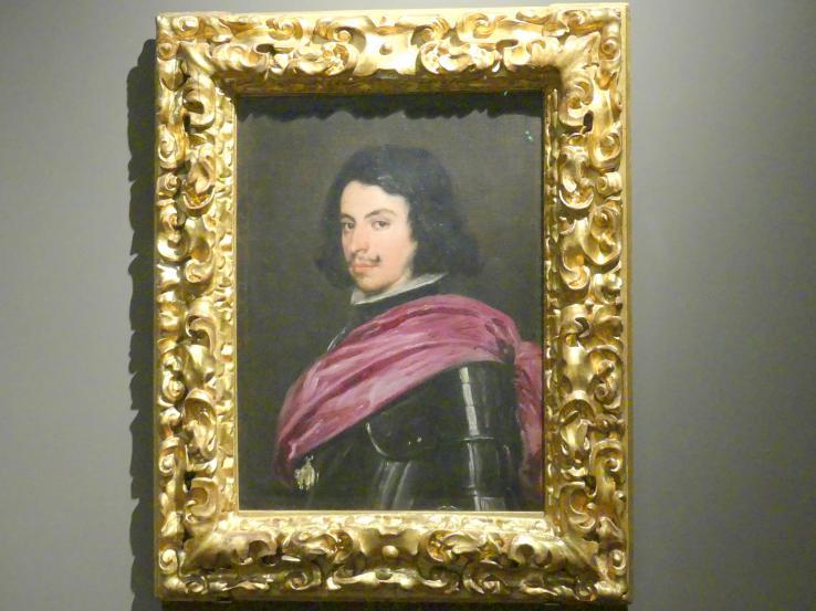 Diego Rodríguez de Silva y Velázquez: Bildnis des Herzogs Francesco I. d'Este (1610-1658), 1638