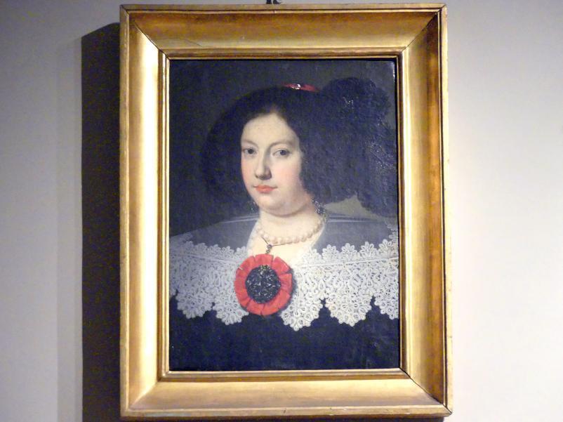 Justus Sustermans (Giusto Sustermans): Bildnis der Herzogin Maria d'Este (1644-1684), 1653 - 1659