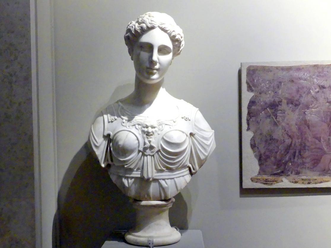 Prospero Spani Sogari (il Clemente) (Umkreis): Diana, um 1568