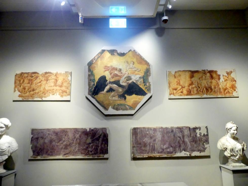 Lelio Orsi: Wandmalereien aus der Sammlung der Gonzagas von Novellara, Um 1546