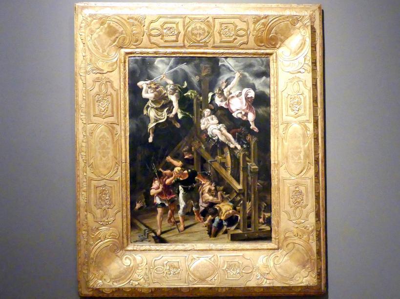 Lelio Orsi: Martyrium der Heiligen Katharina, um 1560