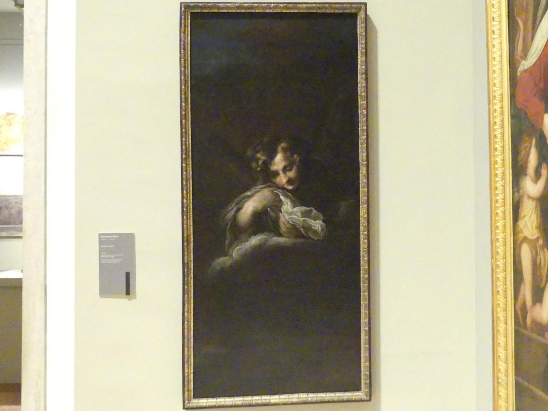 Domenico Fetti: Engel auf Wolken, um 1614