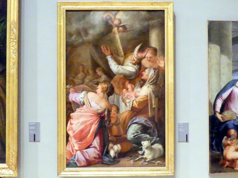 Pietro Liberi: Geburt Johannes des Täufers, Um 1650 - 1660