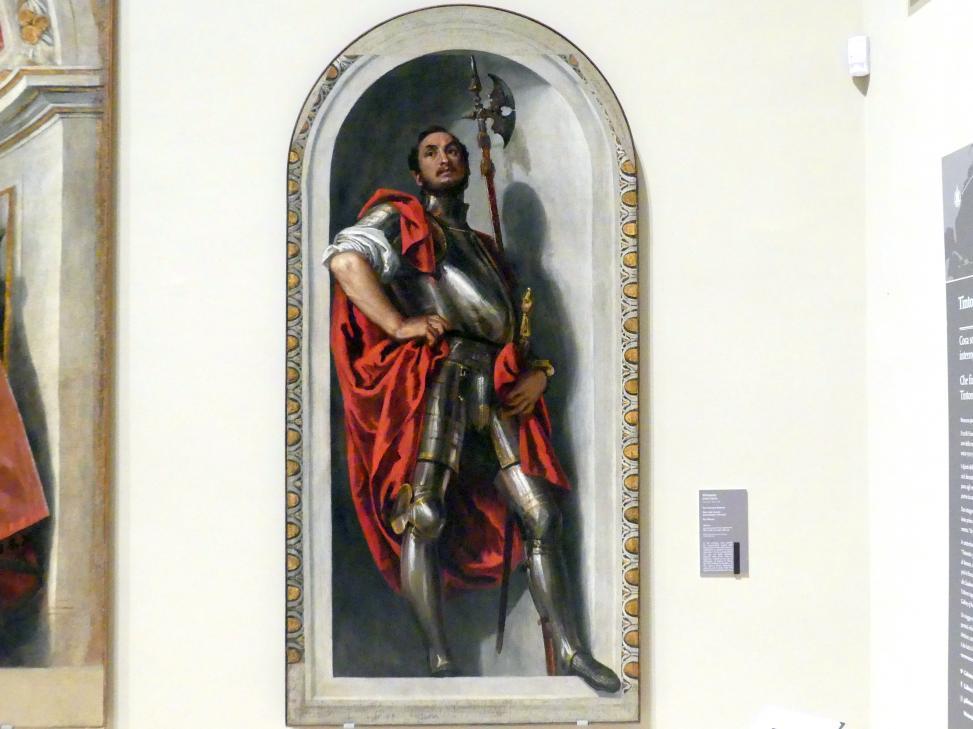 Paolo Caliari (Veronese): Heiliger Menas, 1558 - 1561