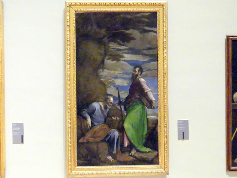 Jacopo Bassano (da Ponte): Die Heiligen Petrus und Paulus, Um 1561