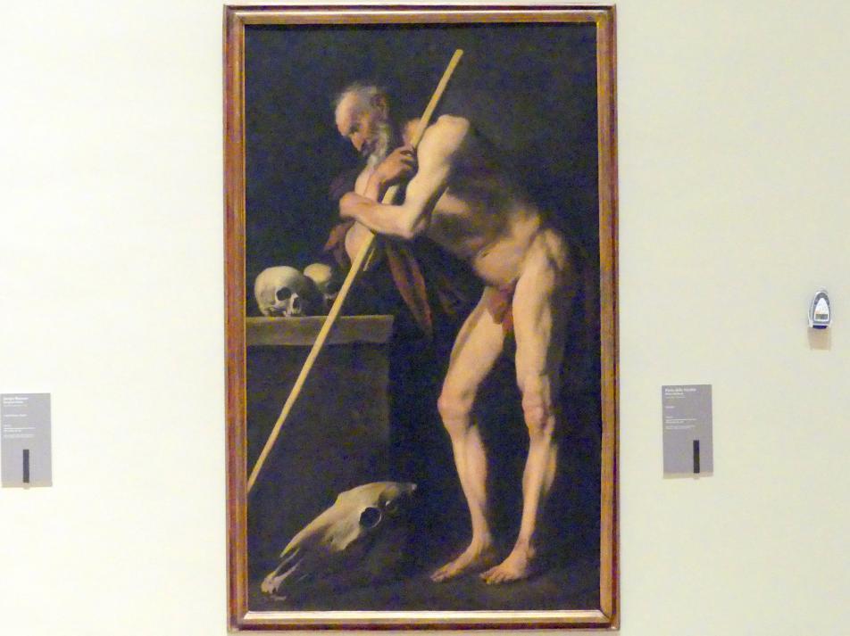 Pietro della Vecchia (Pietro Muttoni): Philosoph, um 1650