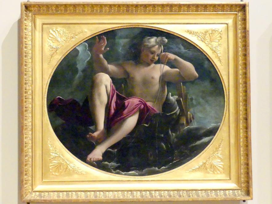 Ludovico Carracci: Galathea, 1592 - 1593