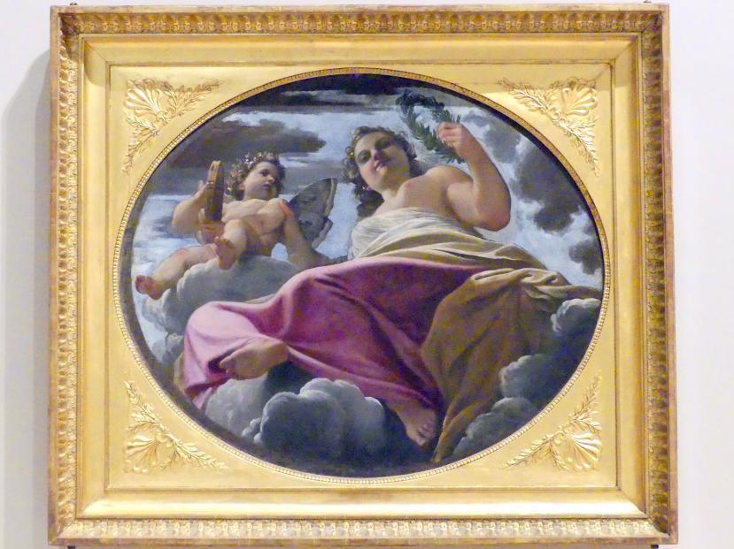 Ludovico Carracci: Flora, 1590 - 1593