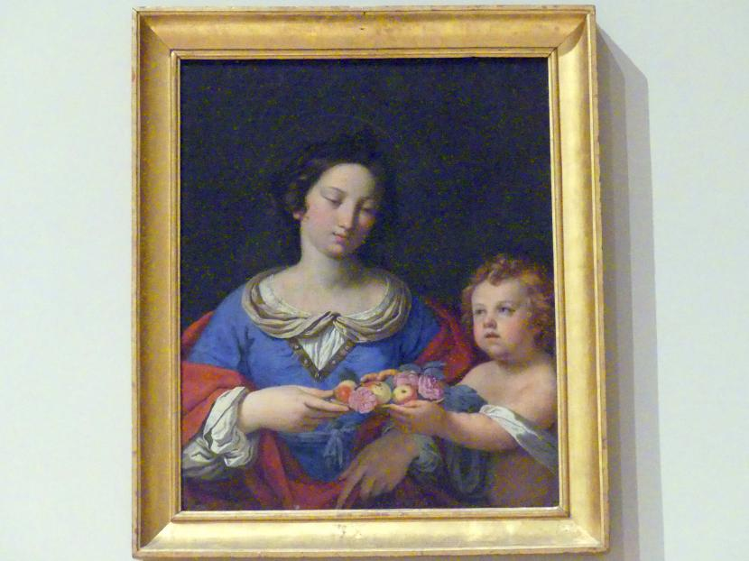 Lodovico Lana: Heilige Dorothea, Um 1635 - 1640