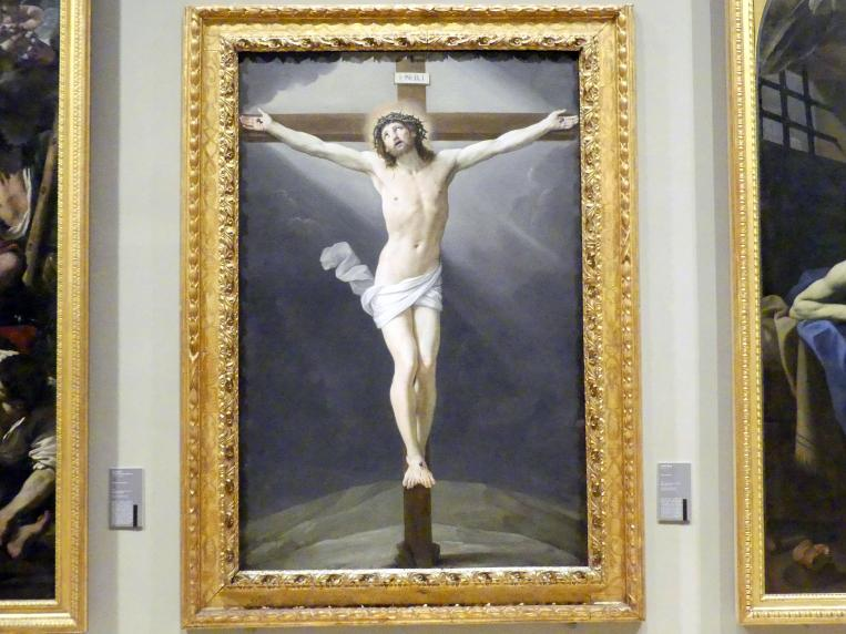 Guido Reni: Gekreuzigter Christus, 1636