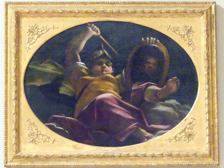 Gaspare Venturini: Minerva, 1591 - 1593