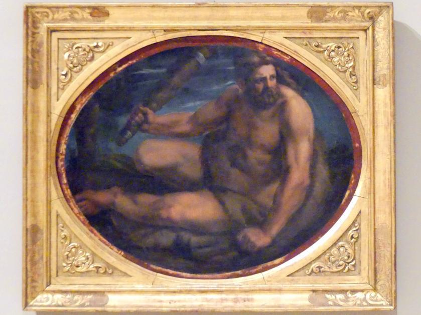 Giulio Belloni: Herkules, 1591 - 1593