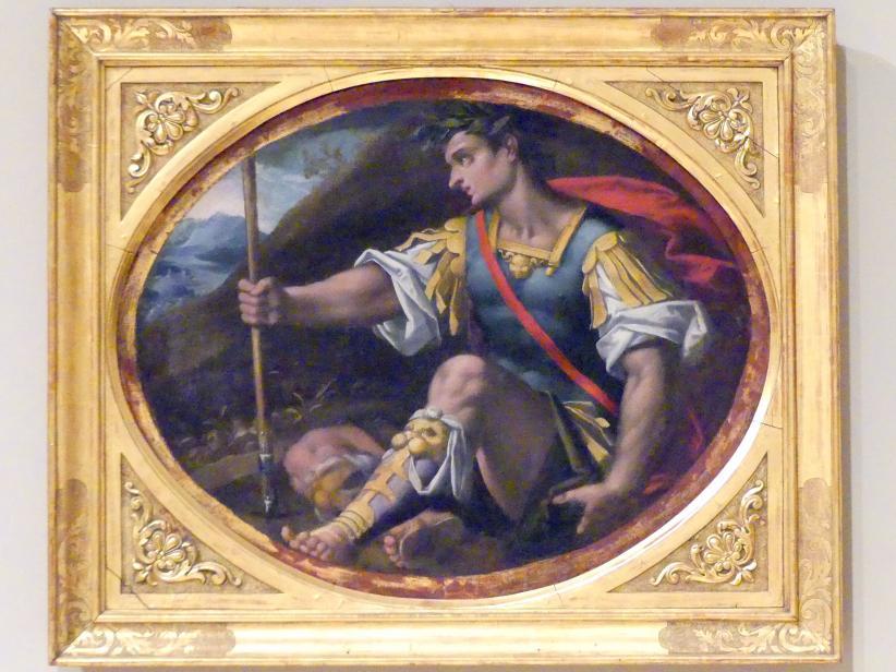 Gaspare Venturini: Junger Herrscher, 1591 - 1593