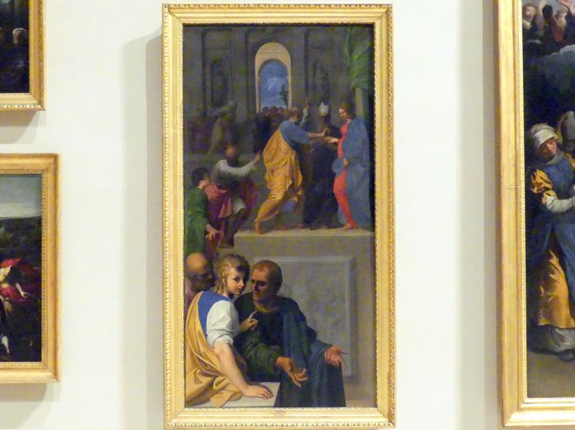 Bartolomeo Schedoni: Vermählung Mariens, um 1606