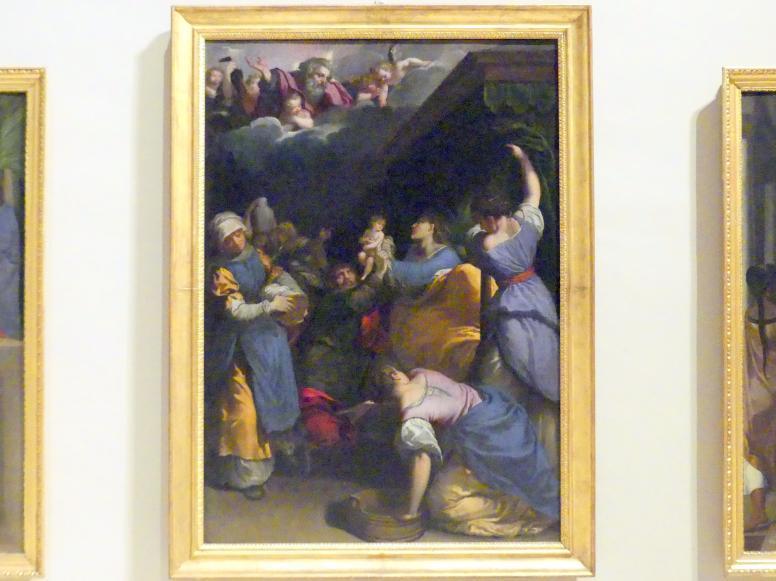 Ippolito Scarsella (Scarsellino): Mariä Geburt, 1607