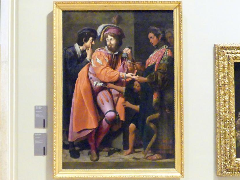 Leonello Spada: Das Glück, um 1620