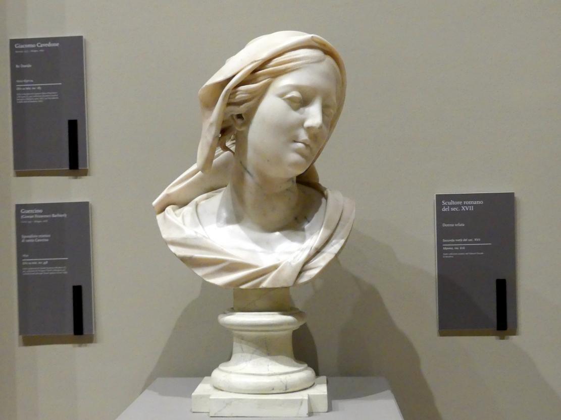 Verschleierte Frau, 2. Hälfte 17. Jhd.