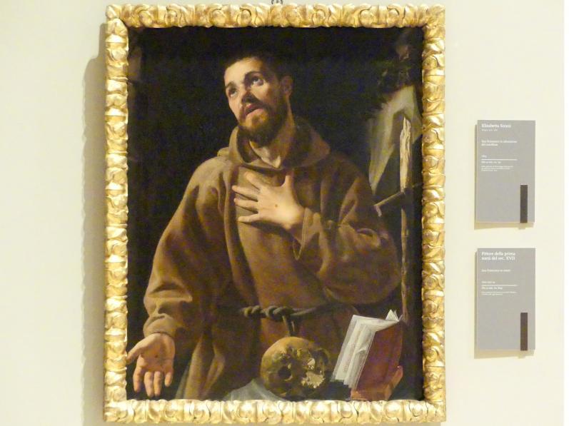 Der Heilige Franziskus in Extase, um 1620 - 1630