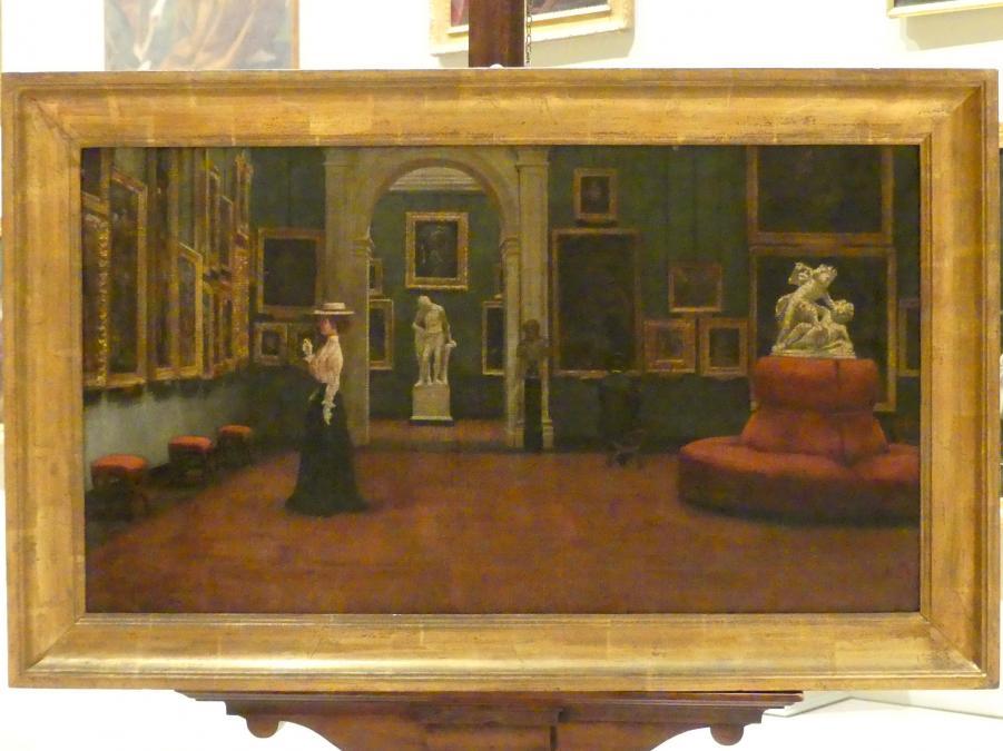Andrea Becchi: Der Wert eines Geschenks, um 1894