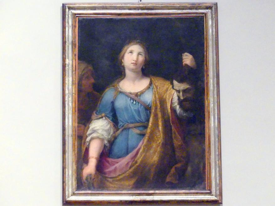 Giacomo Zoboli: Judith mit dem Haupt des Holofernes, 1708 - 1713