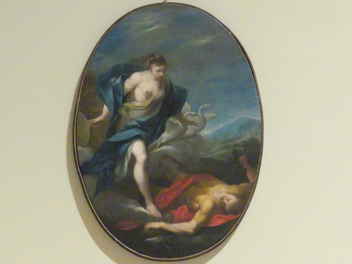 Francesco Vellani: Venus und Adonis, um 1750 - 1760